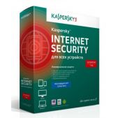Антивирус Kaspersky Internet Security Multi-Device, на 3 ПК, на 1 год, коробка (KL1941RBCFS)