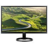 Монитор 22 Acer R221Qbmid black (IPS, LED, 1920 x 1080, 4 ms, 178/178, 250 кдля м2 100M:1, +HDMI, +DVI, +MM)