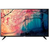 Телевизор 49 Harper 50U750TS черный Ultra HD 4K, Smart TV, Wi-Fi, 3хHDMI, 2хUSB