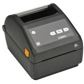 Принтер этикеток Zebra ZD42042-D0E000EZ DT Printer Standard EZPL настольный 203 dpi, EU and UK Cords, USB, USB Host, Modular Connectivity Slot