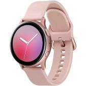 Умные часы Samsung SM-R820NZDRSER Galaxy Watch Active2 44мм 1.4 Super AMOLED розовый