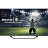 Телевизор 50 Hisense 50AE7400F черный Ultra HD 50Hz DVB-T DVB-T2 DVB-C DVB-S DVB-S2 USB Wi-Fi Smart TV (RUS)
